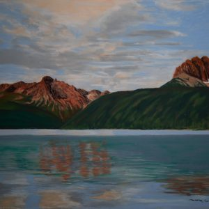 Redfish Lake (24x18)