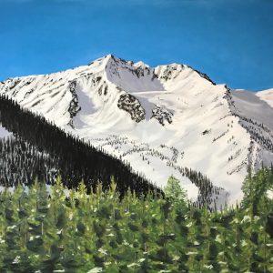 Silver Peak (23x16 1:2)