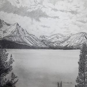 Stanley Lake (24x18)