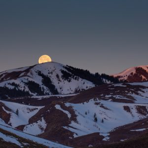 Super Moon Set